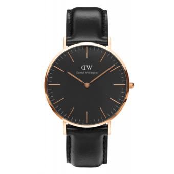 Daniel Wellington Classic Black Sheffield Watch 40mm