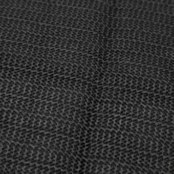 42cm*42cm Bamboo Charcoal Breathable Car Seat Cushion Cover Chair Mat Black - 4