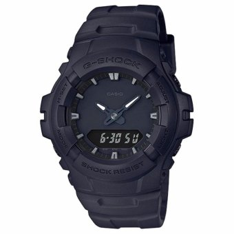 Casio G-Shock Black Out Series Black Resin Band Watch G100BB-1A