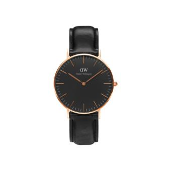 Daniel Wellington Classic Black Sheffield 36mm RG