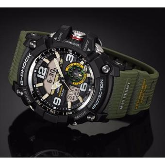 Casio G-Shock GG-1000-1A3 Master of G Muster Series Analog Digital Watch - 2