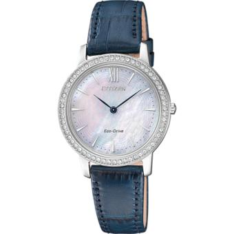 Harga Citizen Eco-Drive Ladies - EX1480-15D