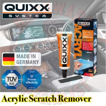 Harga QUIXX Acrylic Scratch Remover [MADE IN GERMANY]