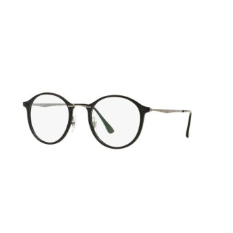 Harga Ray-Ban Eyeglasses - RX7073 - Shiny Black (2000) Size 49 Demo Lens