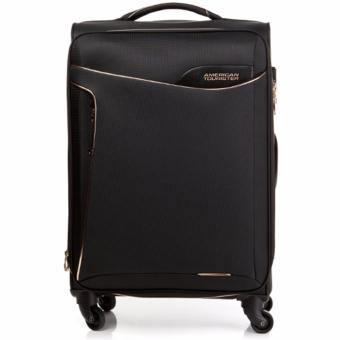 Harga American Tourister Applite 2 Spinner 82/31 TSA (Black/Gold)