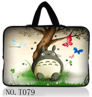 Harga Mrs. totoro 14 inch lenovo dell notebook laptop sleeve bag 15.6 11.6 12 13.3 17