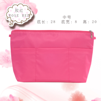 Harga Zip pouch in the bag