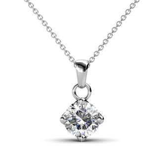 Harga Classical Pendant - Crystals from Swarovski®
