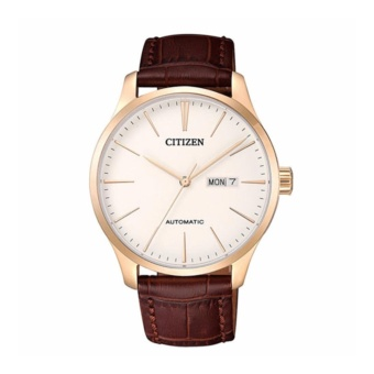 Harga Citizen NH8353-18A Calf Leather Men's Watch - intl