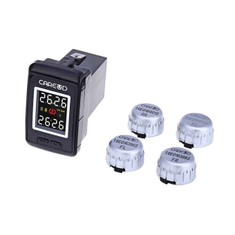 Harga U912 4 External Sensors Pressure Monitoring System Car TPMS PSI BAR Diagnostic Tool for Honda - intl