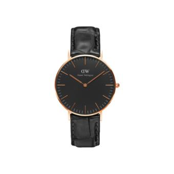 Daniel Wellington Classic Black Reading 36mm RG