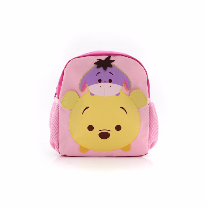"""Kidztime x Tsum Tsum Pooh & Eeyore Backpack 12"""""""