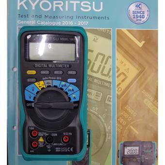 Kyoritsu 1009 Digital Multimeter - 2