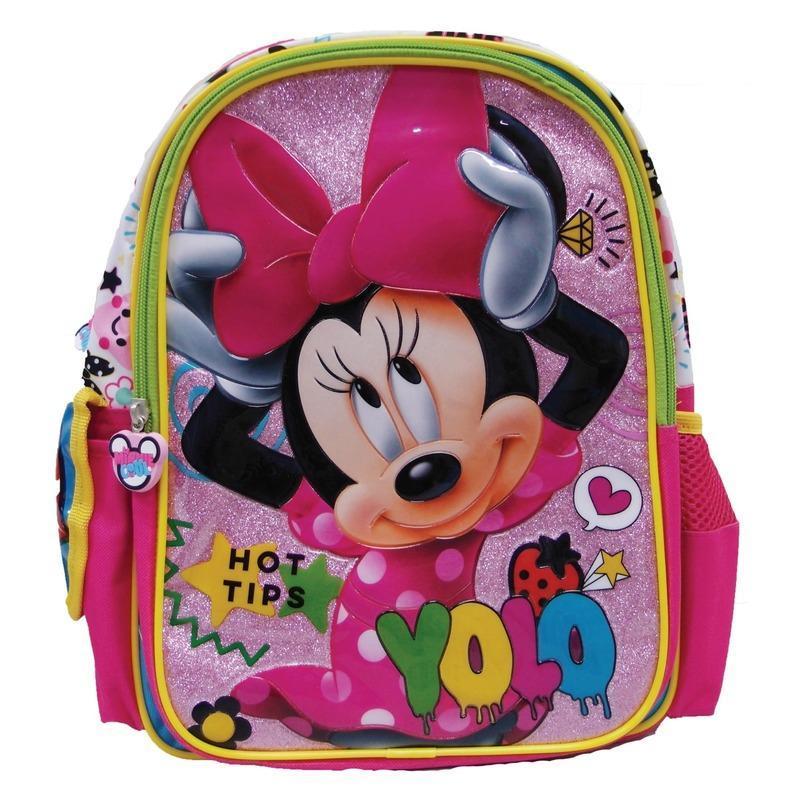 Minnie Mouse Pre School Bag