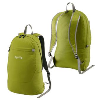 MontBell Pocketable Light Pack 15L TEGN Green