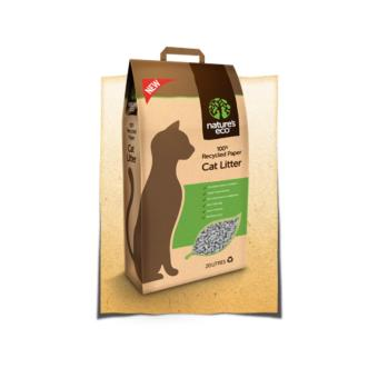 Nature's Eco 30L ( cat litter )