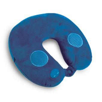 Ogawa Tinkle Touch Music Massage Pillow (Blue)