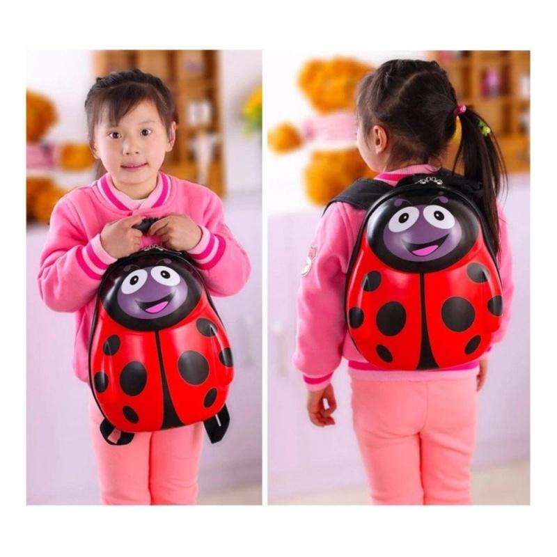 Polka the Ladybird Hard Shell Bag x 1 unit
