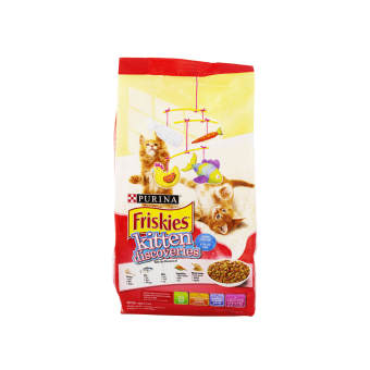 Harga Purina Friskies Kitten Discoveries Cat Food 400g