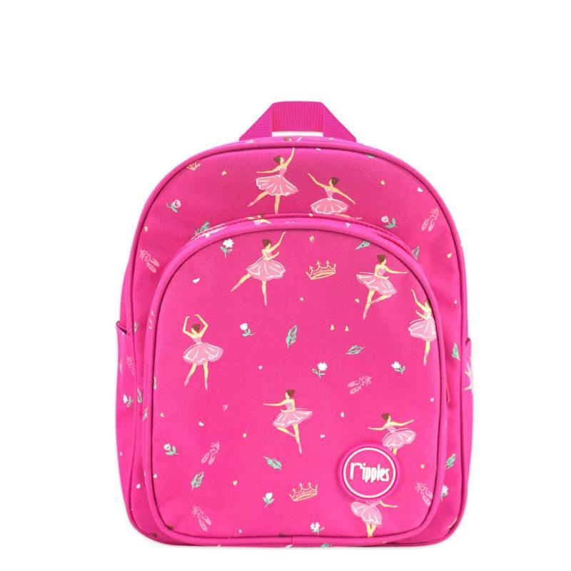 Ripples Kids Backpack Ballerina (Pink)