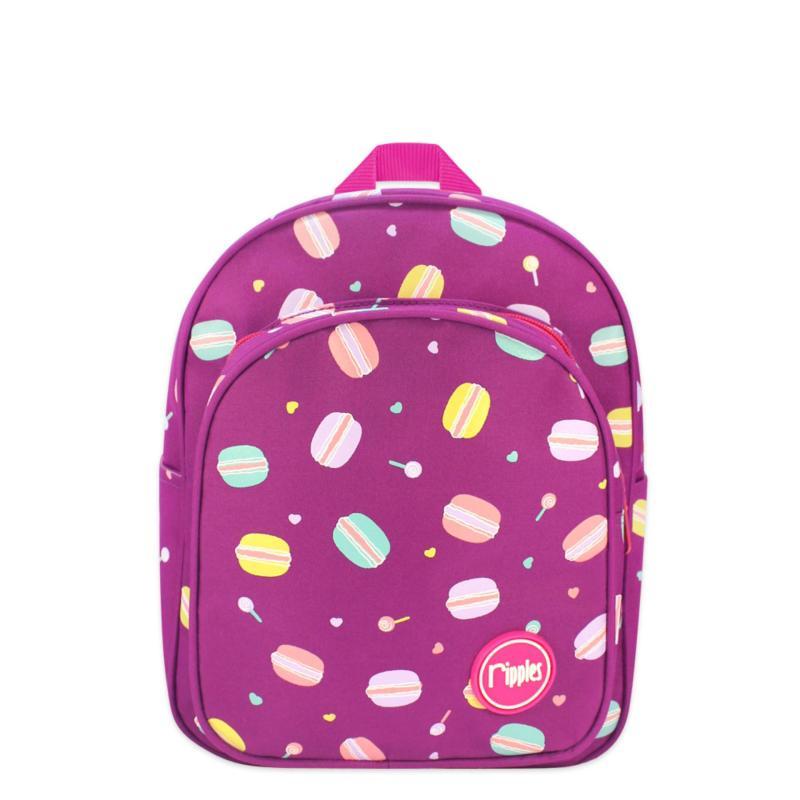 Ripples Kids Backpack Macaroons (Purple)