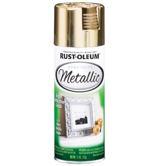 Rust-Oleum Specialty Metallic Spray 11oz (Gold)