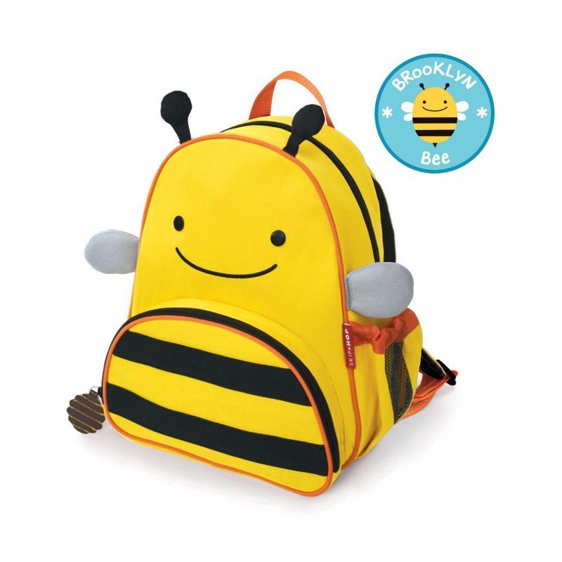 Skip Hop Zoo Little Kid Backpack - Bee