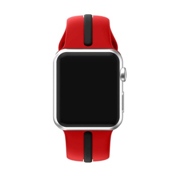 Sports Silicone Bracelet Strap Band For Apple Watch Series 1/2 42MM- intl Price
