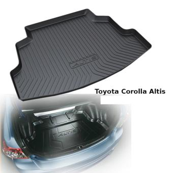 Toyota Altis (Latest 2017) Car Trunk Mat - 3