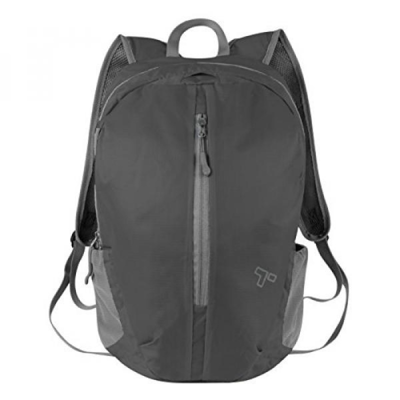 Travelon Packable Backpack, Charcoal, One Size - intl