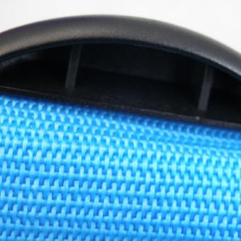 TSA Customs Code Lock Packing Belt Luggage Buckle Strap Blue - 4