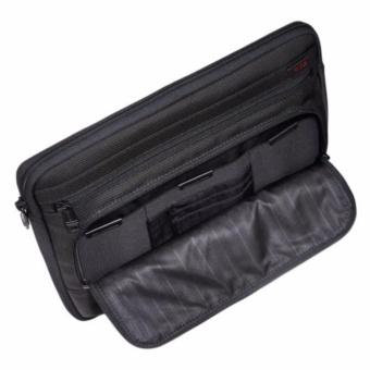 "Tumi 26164DH Ballistic Nylon 13"" Medium Laptop Case TULP-003-NBLK - 2"