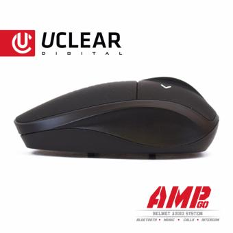 UCLEAR AMP Go Bluetooth Helmet Audio System - 5
