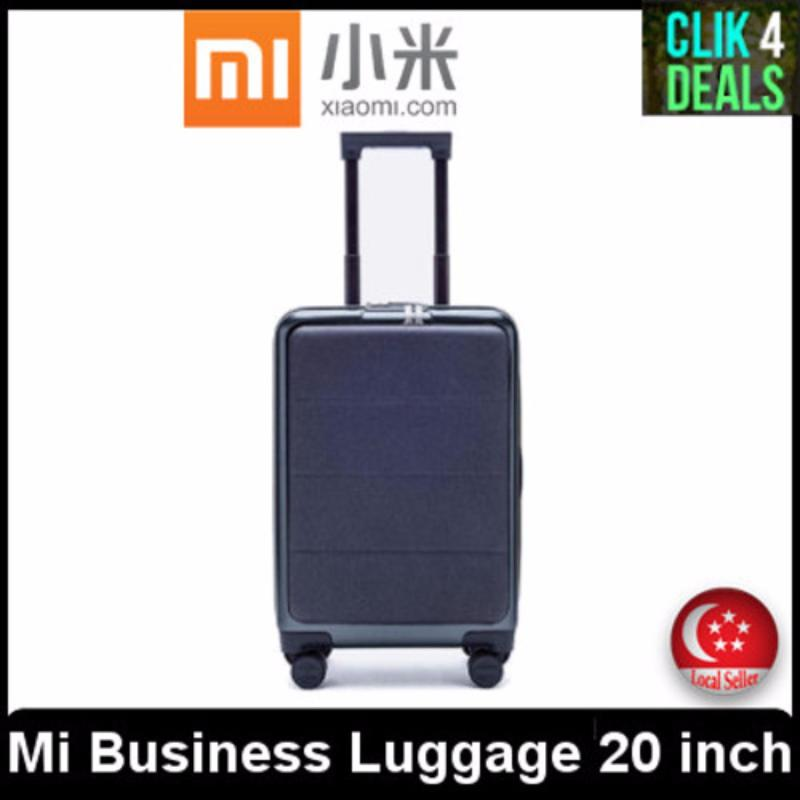 Xiaomi Mi Business Luggage 20 Inch / Titanium Grey / Travel Suitcase