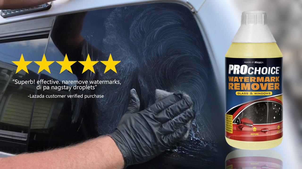 Microtex PC-SR1L Prochoice Rain Stain, Acid Watermark