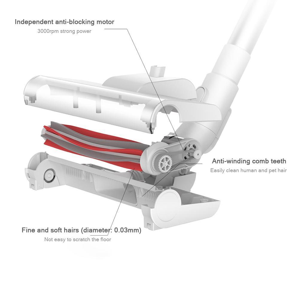 Deerma VC20S Hand-held Wireless Vacuum Cleaner