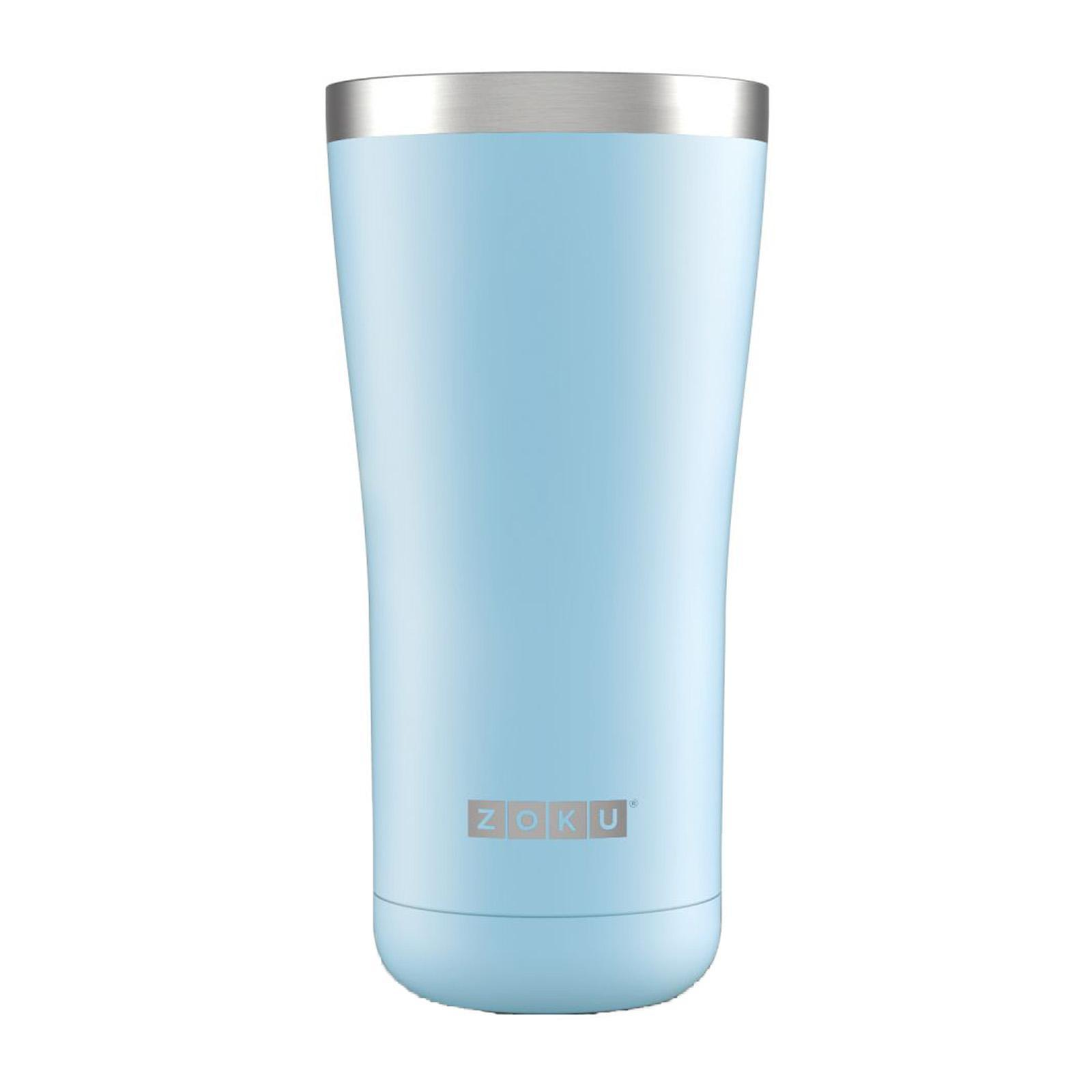 90d9a84f3d2 Zoku 3 In 1 Stainless Steel Tumbler 590Ml (Teal)