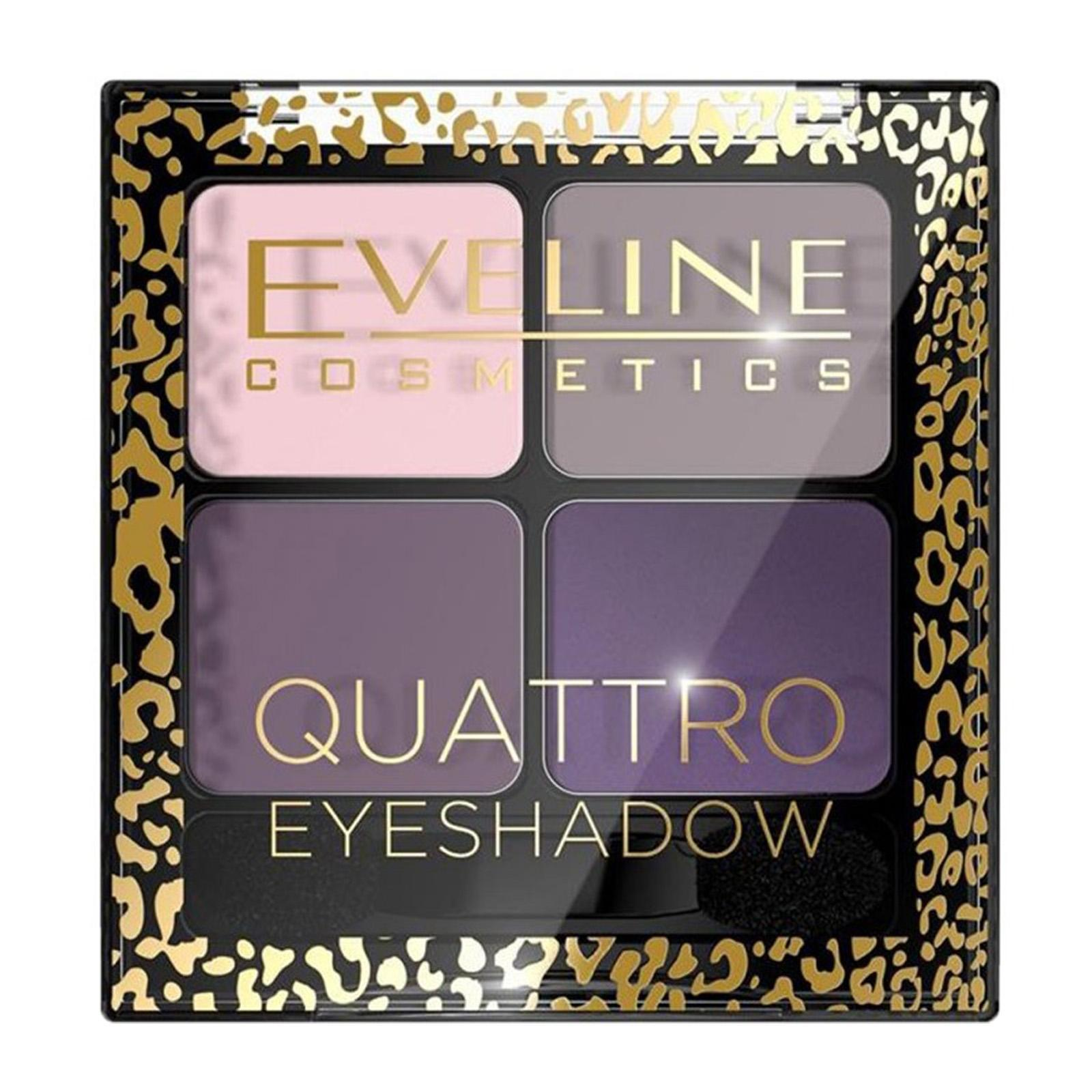 080d7821b78 Eveline Eyeshadow Palette All In One 12 Colors Nude
