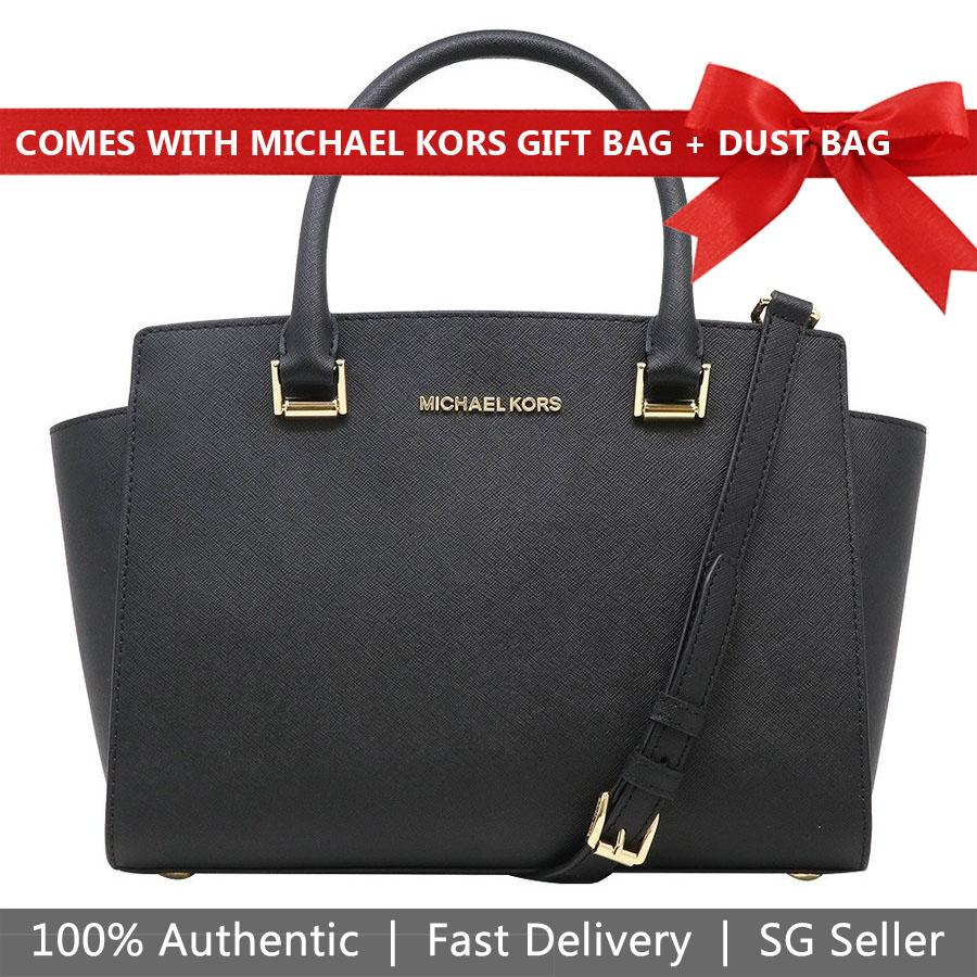 284865df2 This item comes with a Michael Kors paper bag and is gift wrapped in tissue  paper.