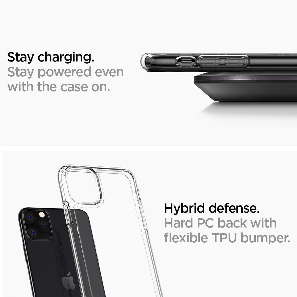SPIGEN COVER IPHONE 11 Apple Custodia Silicone Originale Phone