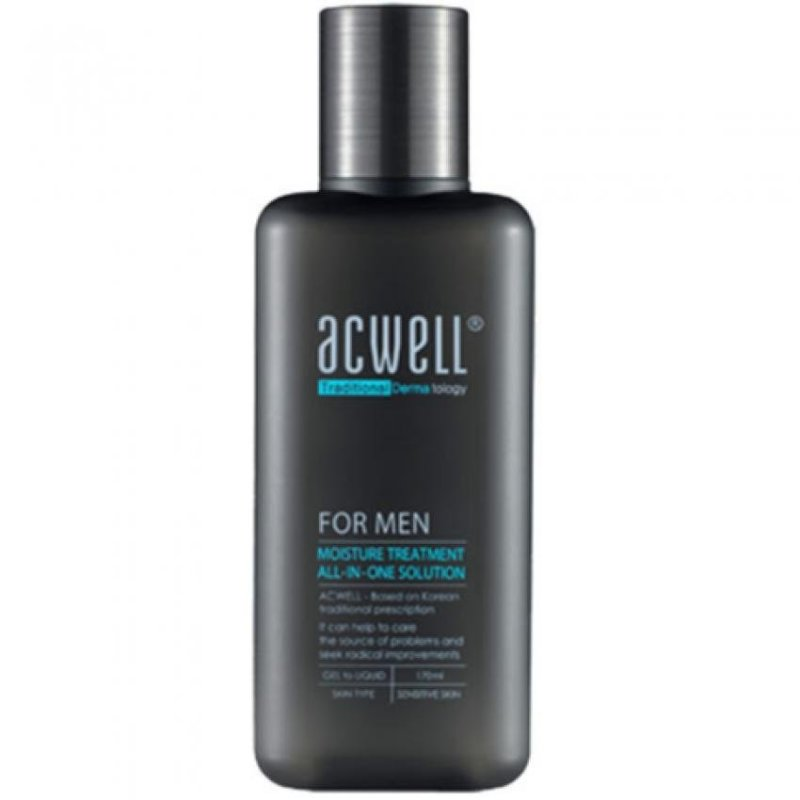 Buy Acwell For Men Moisture Treatment All-In-One Solution Singapore