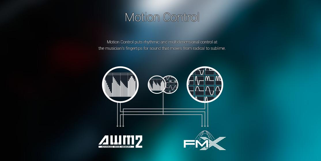 montage 7 motion control