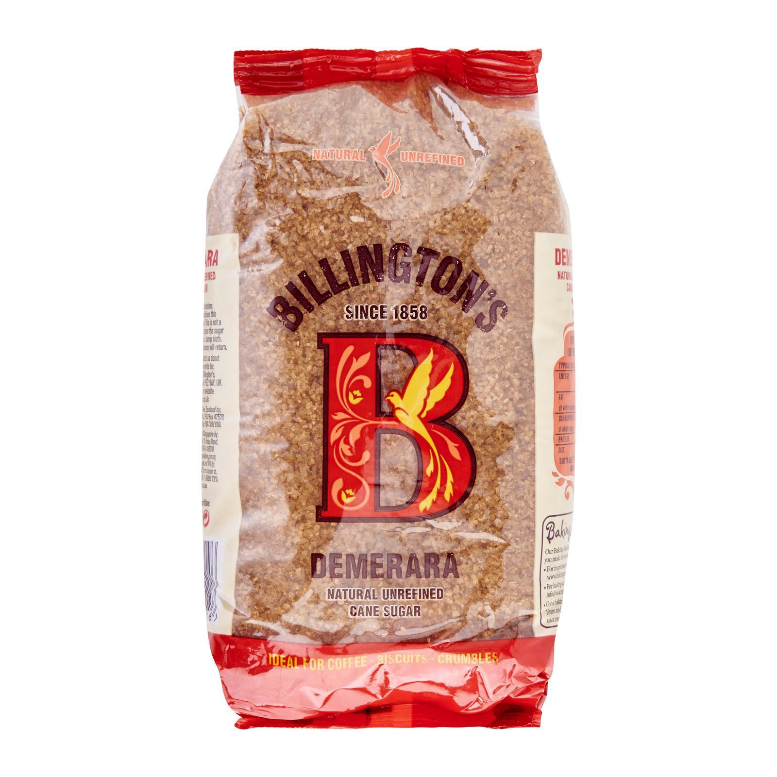 Billington's Natural Molasses Sugar