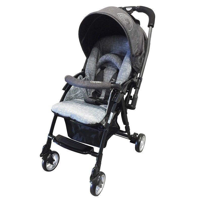 Capella® S230L-16BLK Coni  Mini Stroller Singapore