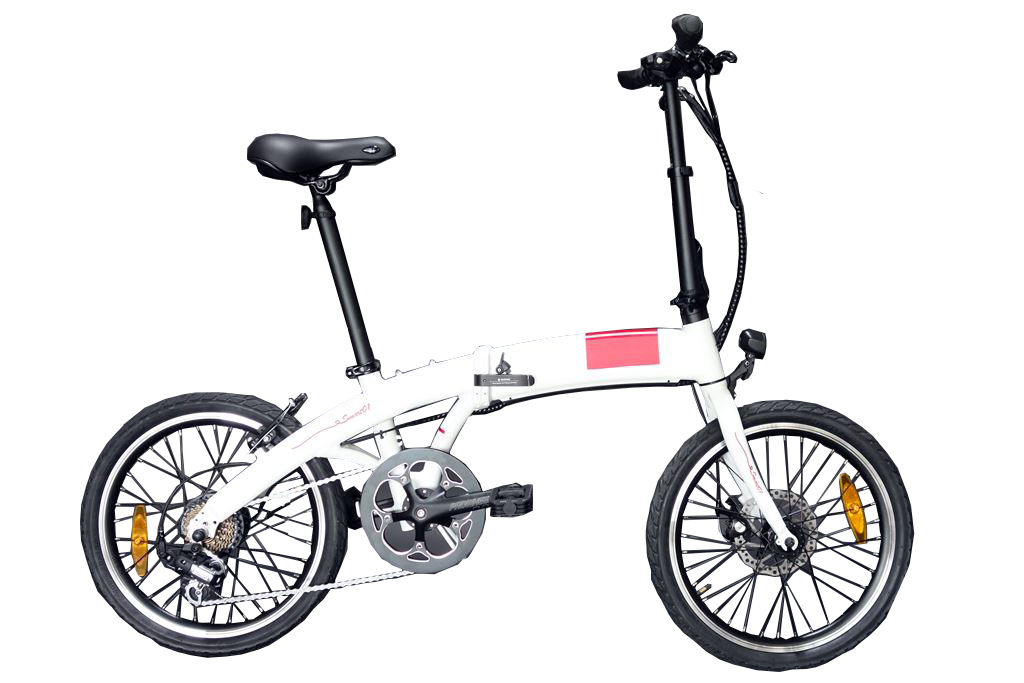 LTA Registered Apollo Italy SMART1S 20' Foldable Ebike WHITE ...