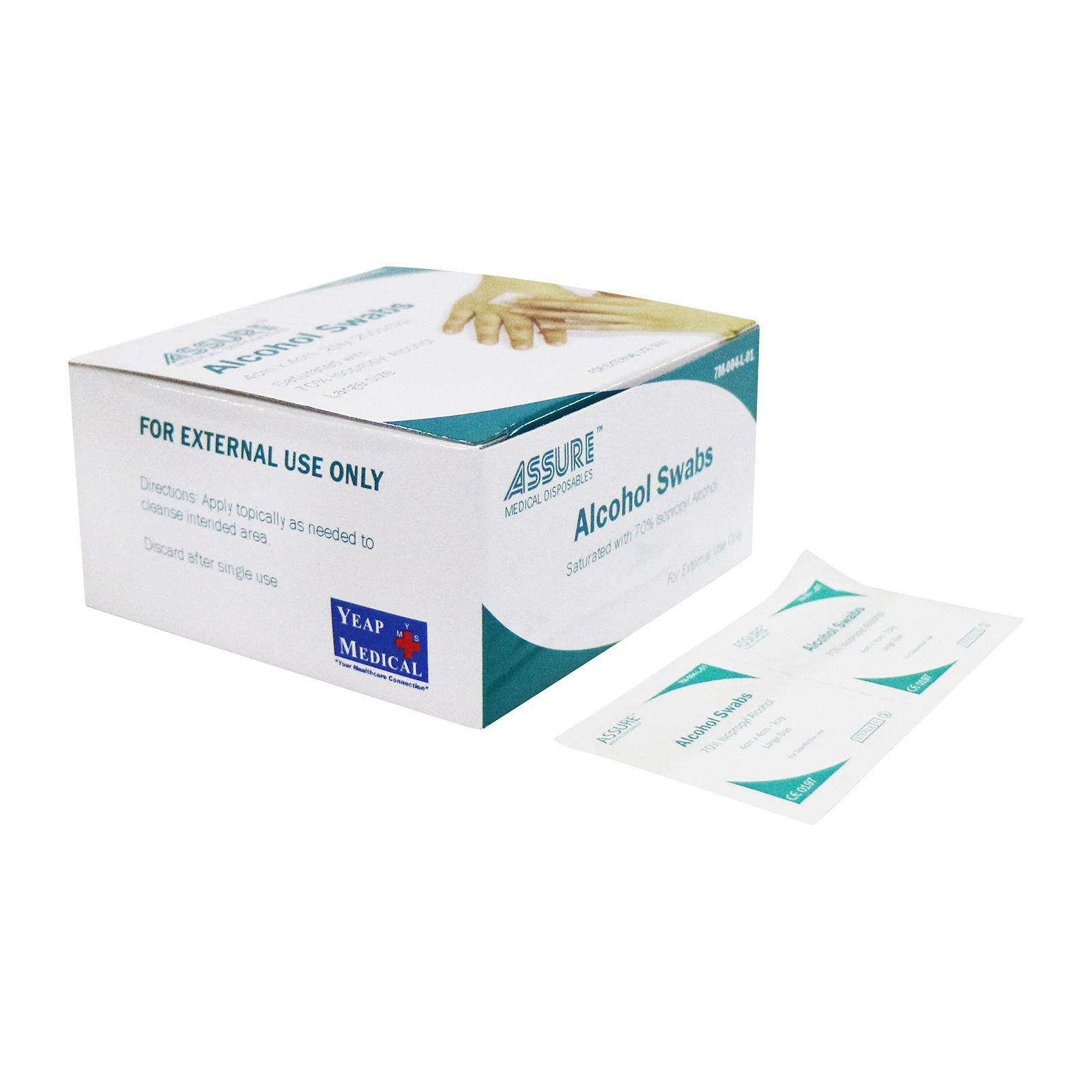 ASSURE Underpads 75Cm X 75Cm (30X30Inch) - By Medic Drugstore