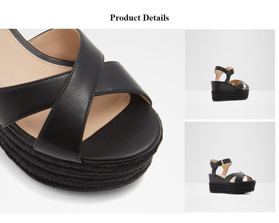 Aldo Vilmaclya Women Platform Sandals