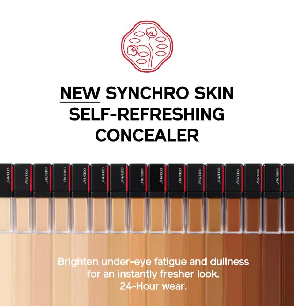 Synchro Skin Correcting Gelstick Concealer by Shiseido #10