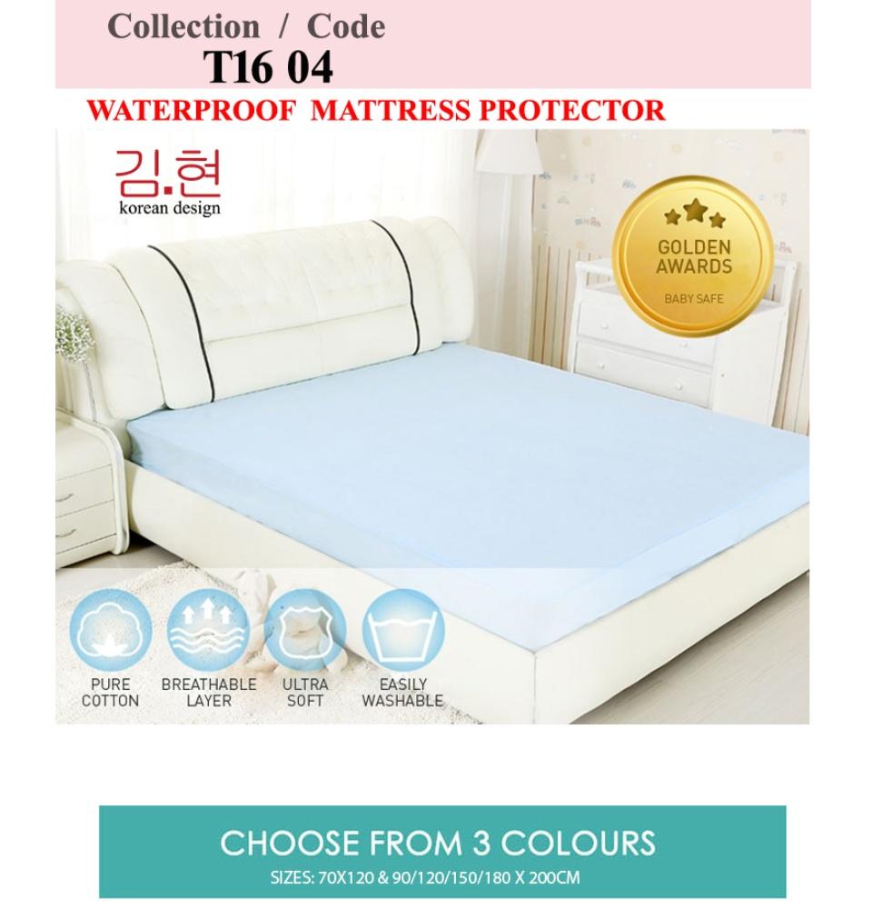 Waterproof Mattress Protector King Queen Soft Bedding Pad Sheet Cover New