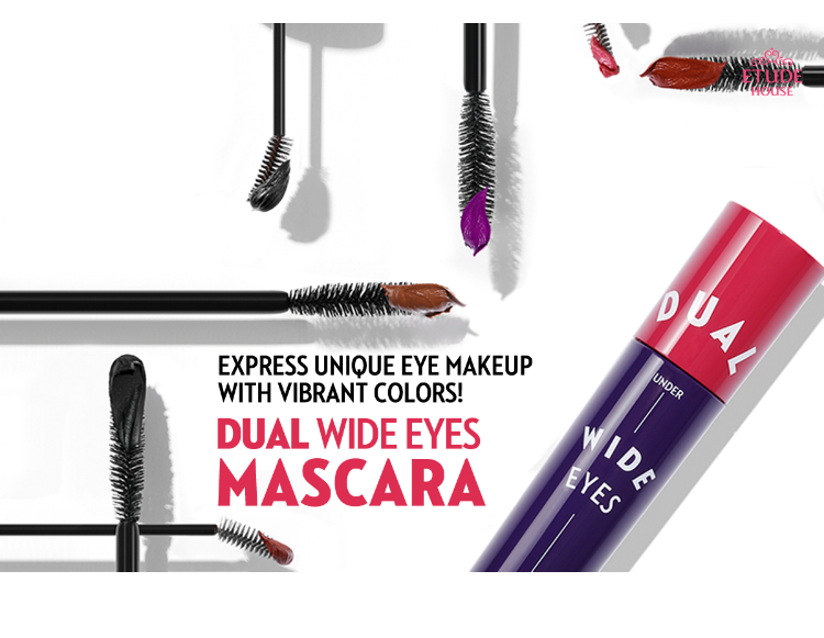 1fd67853bcf Product details of ETUDE HOUSE Dual Wide Eyes Mascara
